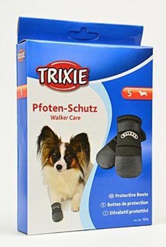Botas Antideslizantes Neoprene Para Perro (Talle S) Trixie