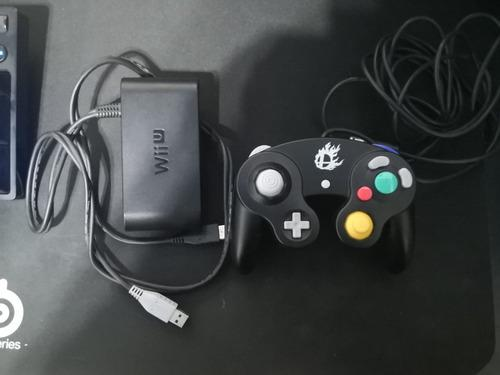 Joystick Super Smash Bros Gamecube + Adaptador Switch/ Wii U