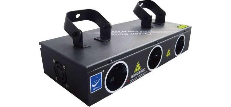 Laser Big Dipper B10rg Rgb Rojo Verde Azul Dmx Audiorítmico