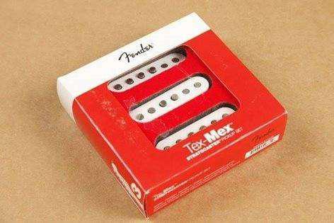 Micrófonos FENDER TEX MEX Stratocaster (Set x 3)