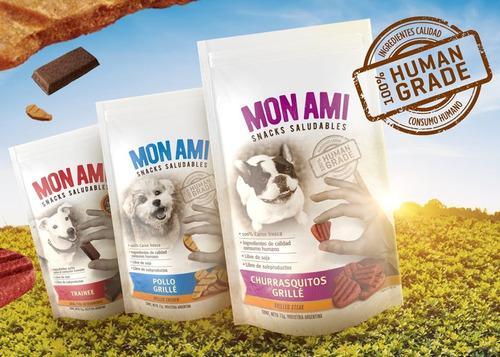 Mon Ami Snacks X 10 Cajas X 400 G C/u - Envío Gratis!