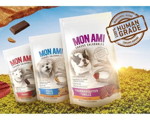 Mon Ami Snacks X 5 Cajas X 400 G C/u