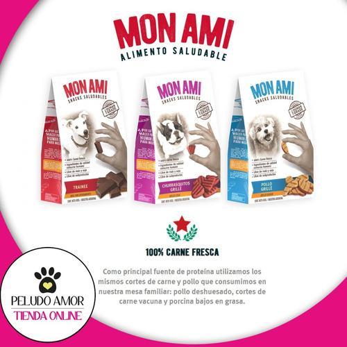 Mon Ami Snacks X 5 Cajas X 400 G C/u - Envío Gratis!