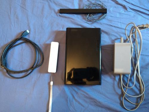 Nintendo Wii U Mod. 32 Gb Sin Gamepad (leer Descripción)