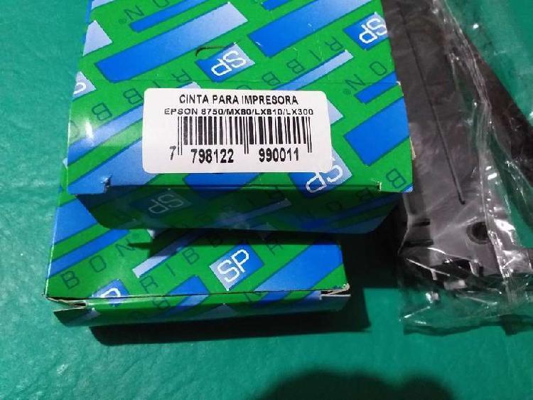 Vendo Cinta para Impresora Epson 8750