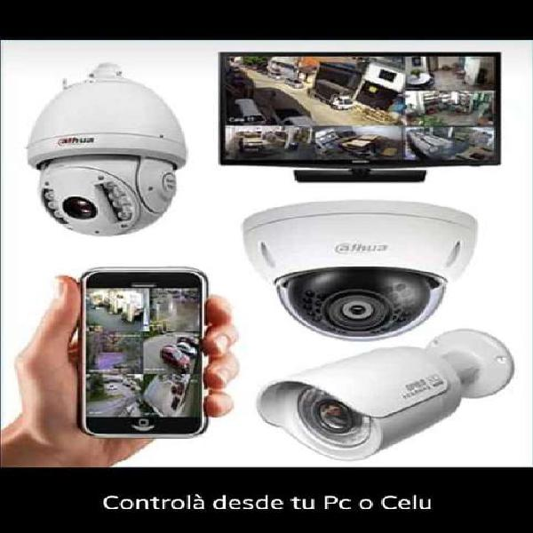 Video Seguridad por Cámaras Cctv O Ip