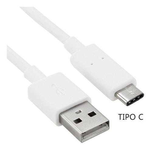 Cable Usb Tipo C 3.1 Celulares 100 Cm Carga Y Datos