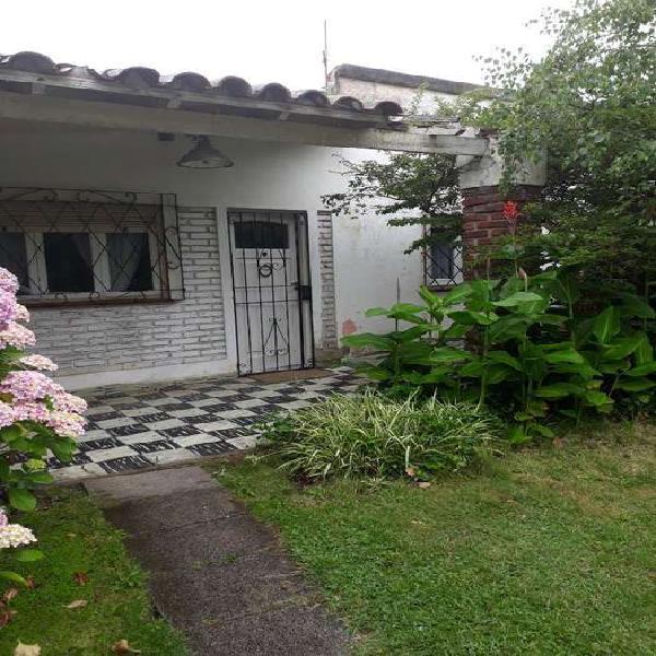 Casa 3 amb. con dto. de 2 amb. a metros del mar, Parque