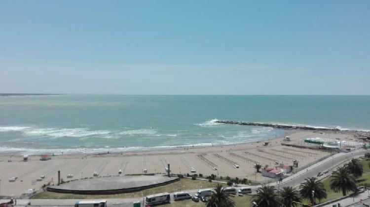 Departamento temporada Mar del Plata
