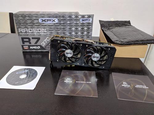 Liquido - Placa De Video Amd Xfx R7 370 2gb