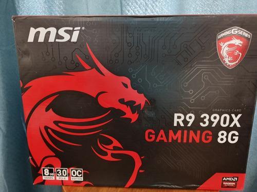 Placa De Video Radeon R9 390x Gaming 8gb Nueva