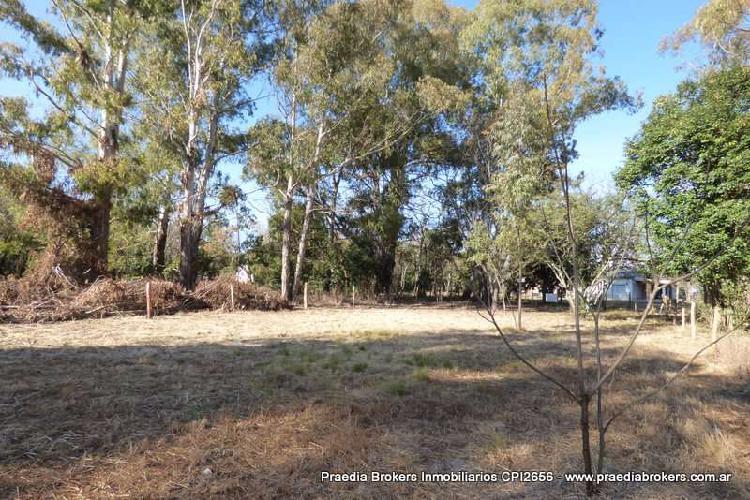 Terreno En Venta En Villa Ciudad Parque Los Reartes 525m2