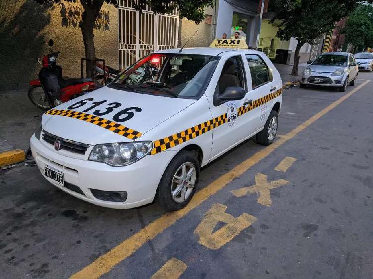Vendo Taxi capital Palio 1.4 fire full licencia transferible