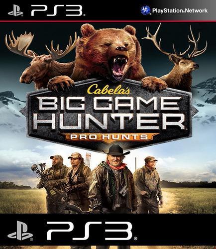 Cabelas Big Game Hunter Pro Hunts Ps3