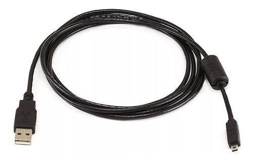 Cable De Carga Mini Usb V3 Joystick Ps3 Sony 1.5m De Largo