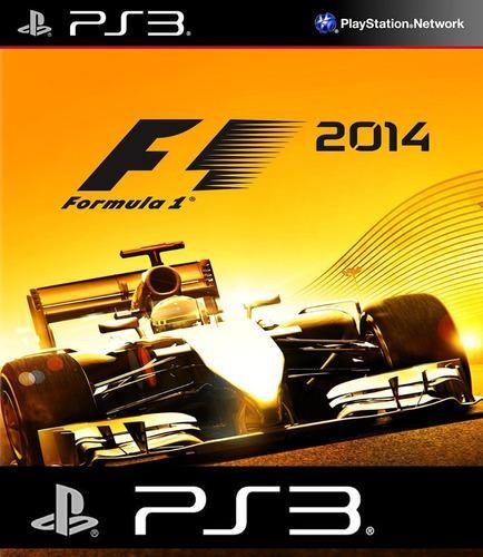 F1 2014 Ps3 Formula 1 2014