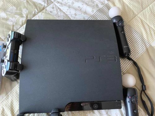 Play Station 3 Usada Completa Con 3juegos