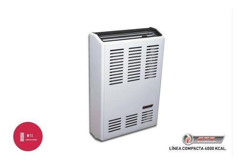 Calefactor Ctz Línea Compacta 4000 Cal. Tbu