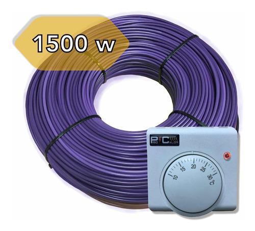 Losa Radiante Eléctrica, Kit De 14 A 16 M2