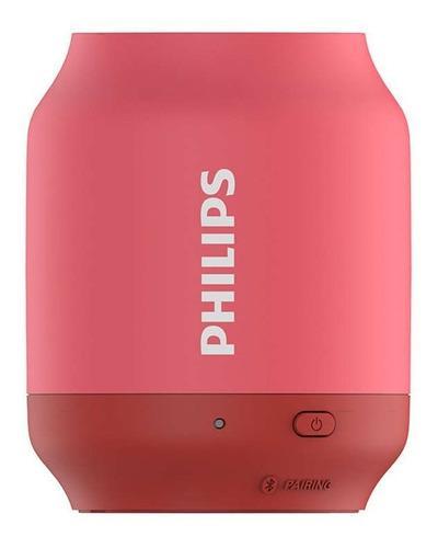 Parlante Philips Portatil Inalambrico Bt51p/00