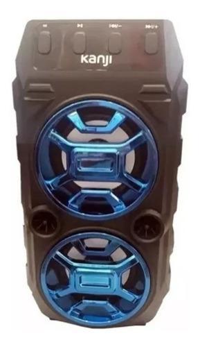 Parlante Portatil Kanji Bora Bora Bluetooth Radio Fm Usb/sd