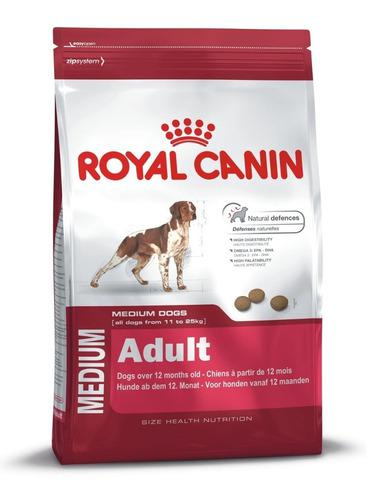 Royal Canin Medium Adult X 15 Kg Mr Dog