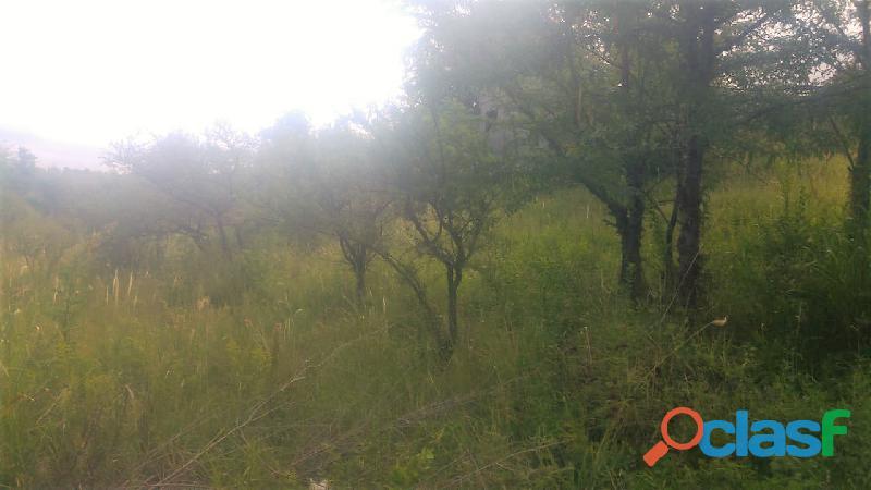 Se vende terreno en Santa María de punila