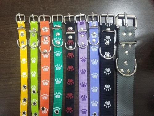 18 Correas Y 18 Collares Combo Pet Shop Al Por Mayor