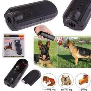 Ahuyentador Espanta AdiestradorPerro Ultrasonico Canino