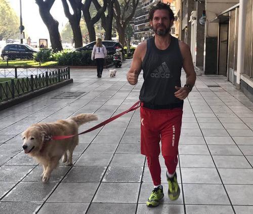 Cinturon Para Pasear Y Correr Con El Perro