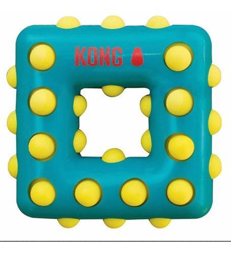 Juguete Kong Con Sonido Limpia Dientes Large