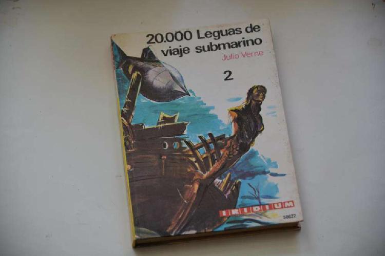 Julio Verne: 20.000 leguas de viaje submarino. 1 y 2