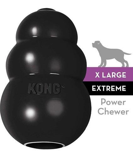 Kong Extreme Extra Large Juguete Para Perros De 27 A 41 Kg