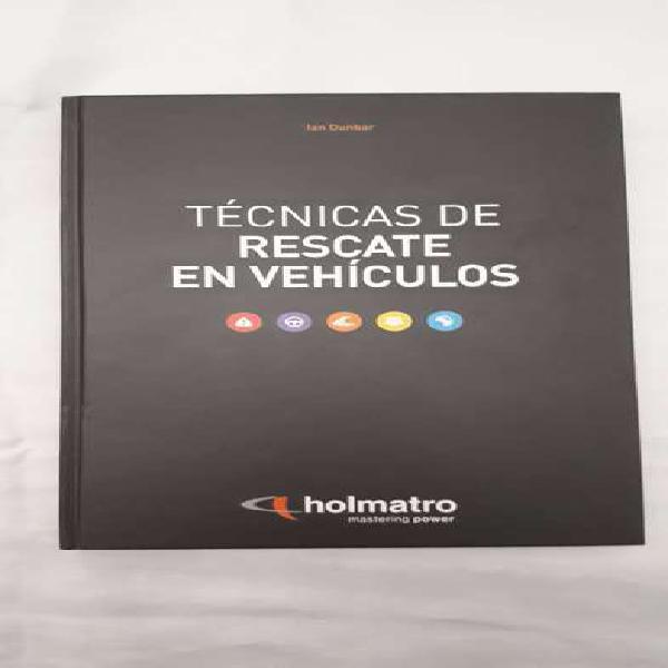 Manual Holmatro Para Técnicas De Rescate En Vehículos