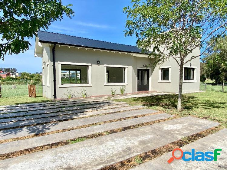 Casa en Venta Barrio Arenas del Sur Oportunidad!