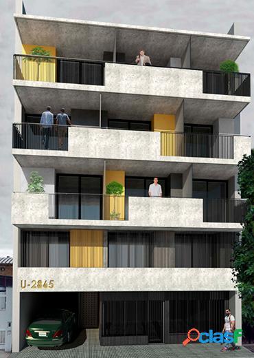 Departamento de 1 dormitorio con patio