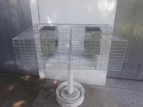 Jaulas Para Conejos Nuevas