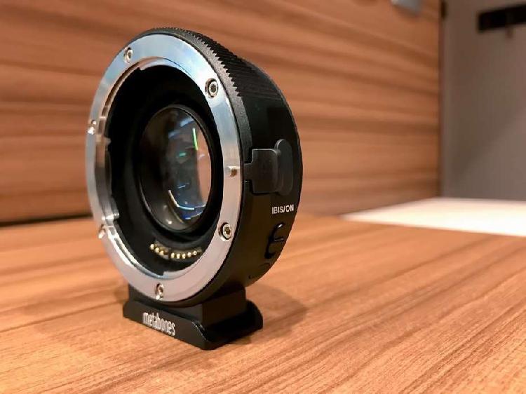 Metabones Canon Ef Sony Emount T Speed Booster Ultra 0.71x 2