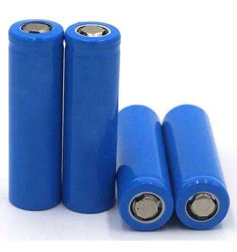 Pila Bateria Recargable Litio 14500 3.7v 2000mah Nueva Aa $