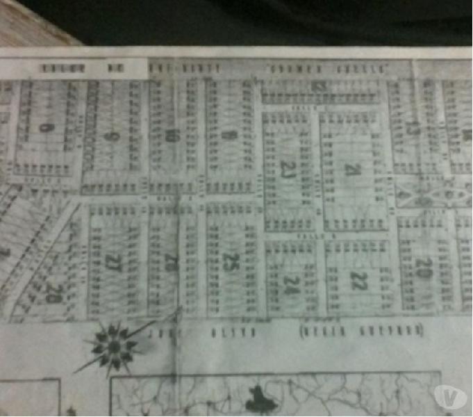 Venta en block 70 terrenos con escritura y 630 con posesion