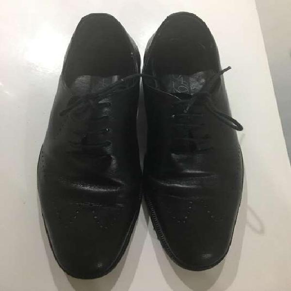 Zapatos de Vestir Cuero