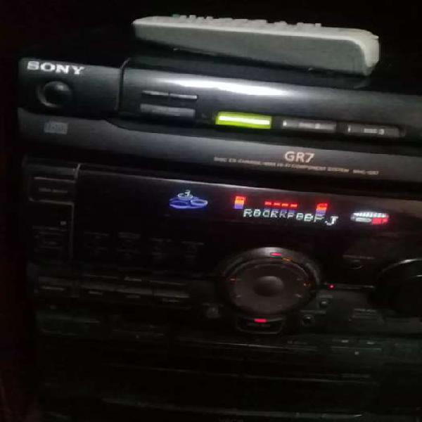 2500 equipo musical sony gr7 japones