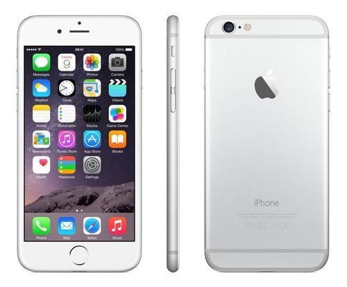 Apple iPhone 6 - 64 Gb Silver - Imperdible!! Accesorios!