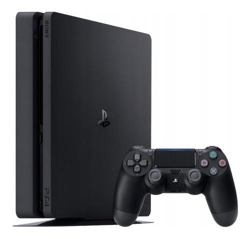 Consola Sony Playstation 4 Ps4 1tb Cuh-2215b Jet Black