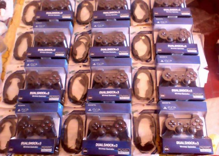 Gamepad Control Mando Pley Play 3 Ps3 Sony CECHZC2U9904