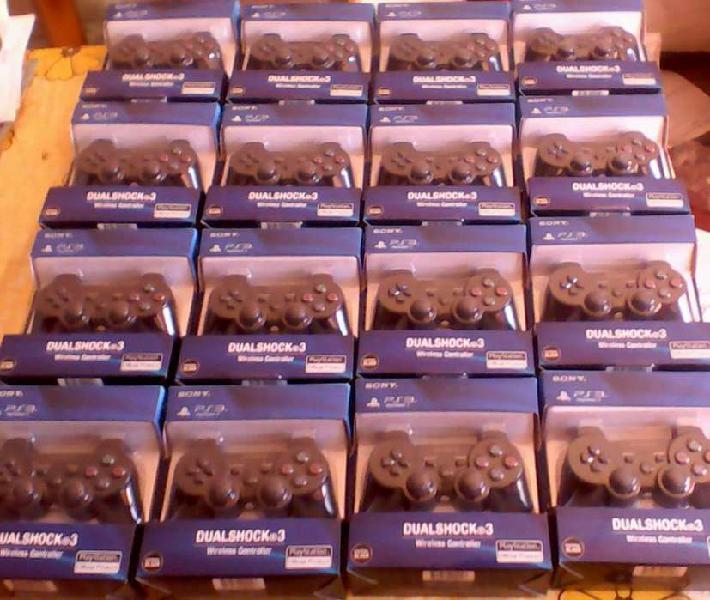 Joystick Ps3 Play 3 Sony Original CECHZC2U 9904 Inalambrico