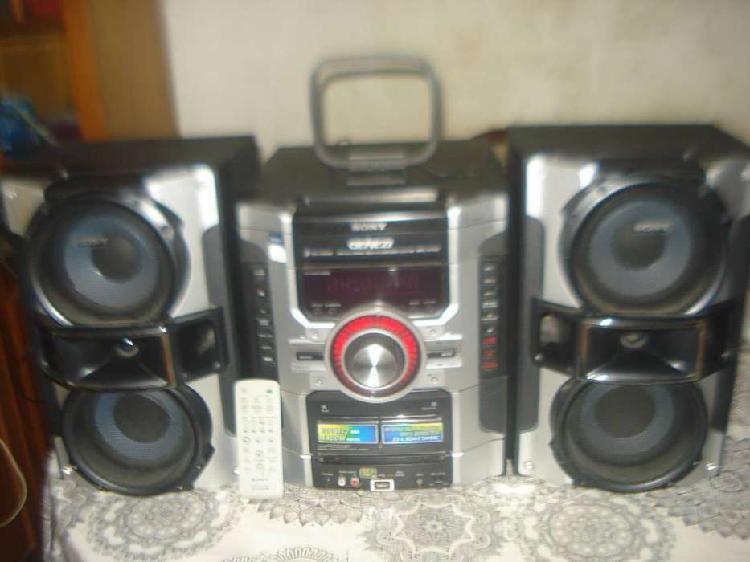 Equipo Minicomponente Sony Genezi Mhc Ag290  Ud83e Udd47