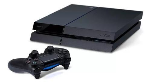 Playstation 4 Ps4 Sony 500 Gb + Joystick + Juego Original