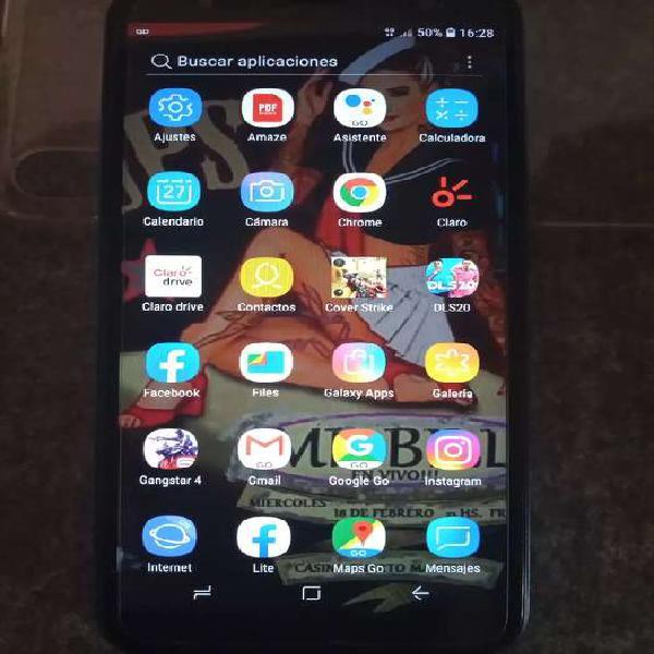 Vendo Samsung J4 core libre de fabrica Un detalles