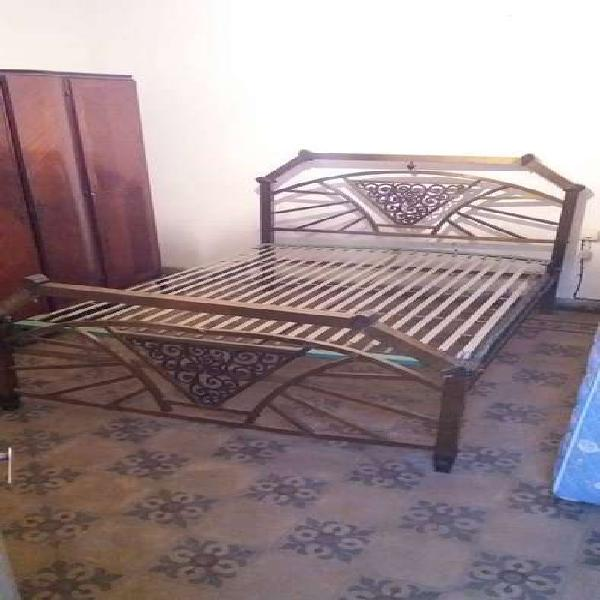 Vendo cama 2 plazas estilo Art Deco